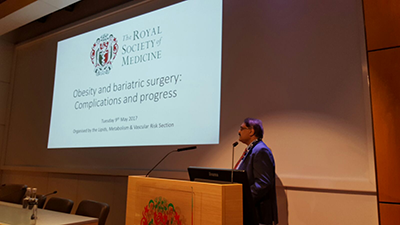 Obesity & bariatric surgery: Complications & Progress